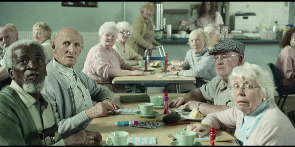 ad of the day specsavers workout the drum specsavers has unveiled its latest ad