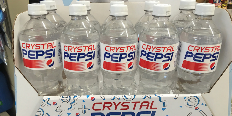 crystal pepsi a giants failure essay Various authors ecodefense: a field guide to monkeywrenching 1993 a note from the have various contingencies to minimize the impact of mechanical failure.