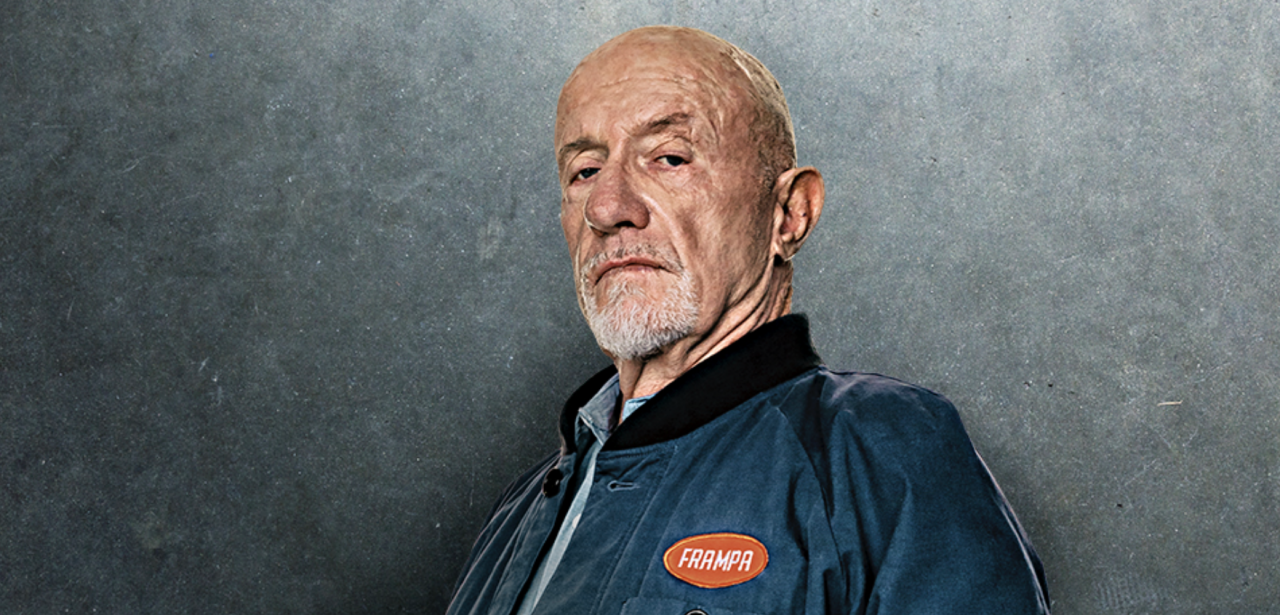 Ad of the Day: Jonathan Banks takes on the role of 'Frampa' in ads for oil filter brand Fram | The Drum
