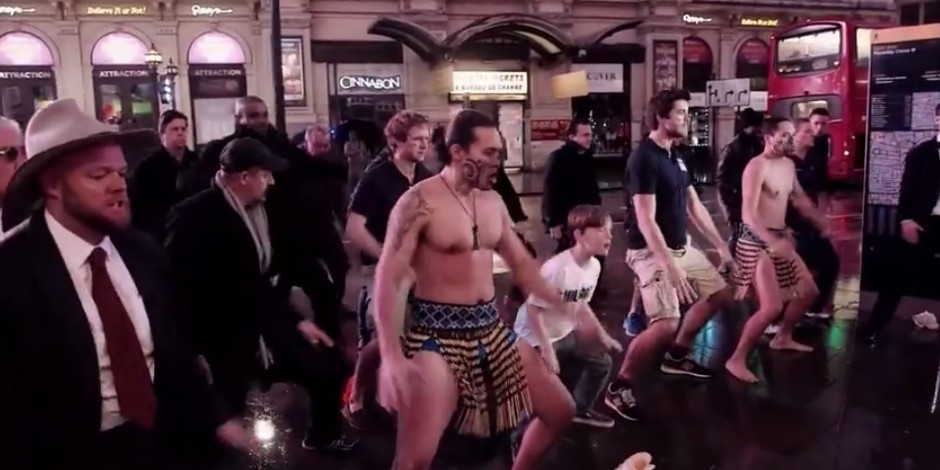 Put a Bomb Under Your Brand With A Power Haka