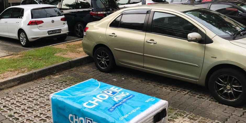 Uber pulls prank to highlight parking woes in Singapore