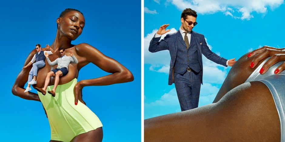 Suit Supply 'Toy Boys' campaign accused of being sexist towards w