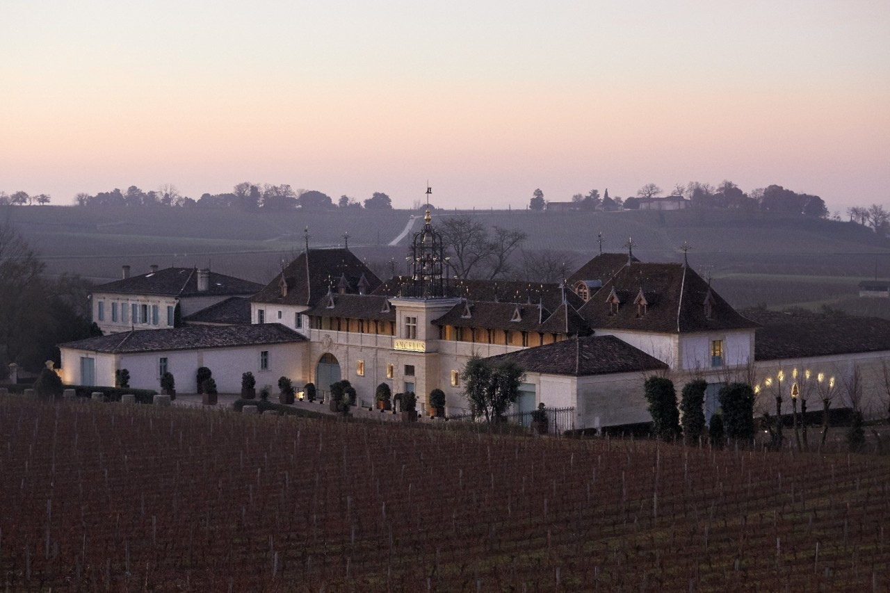 Intercontinental delivers tailored content in first for Chateau angelus