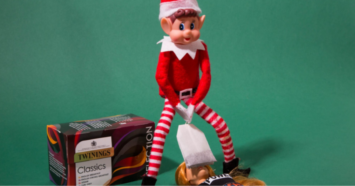 Shelf pics the elf on funny