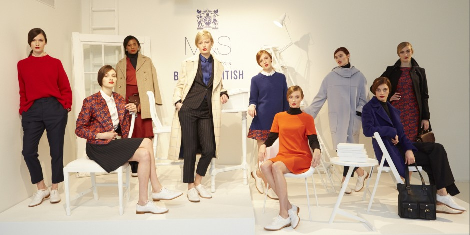 How Marks Amp Spencer Could Fashion A Desirable New Brand