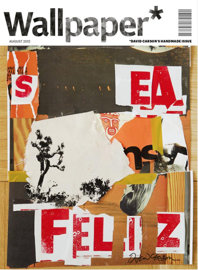 Design & Illustration - Magazine cover