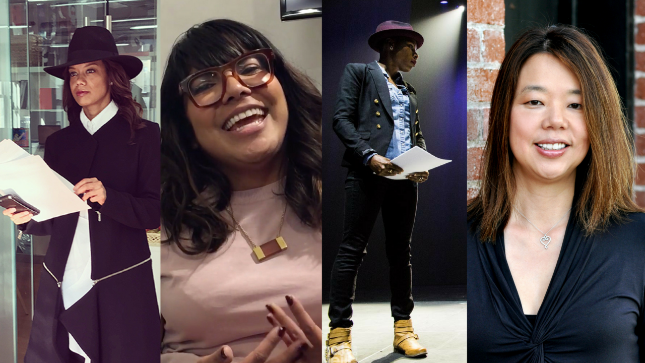 More than 70 women of color who should be speaking at marketing conferences