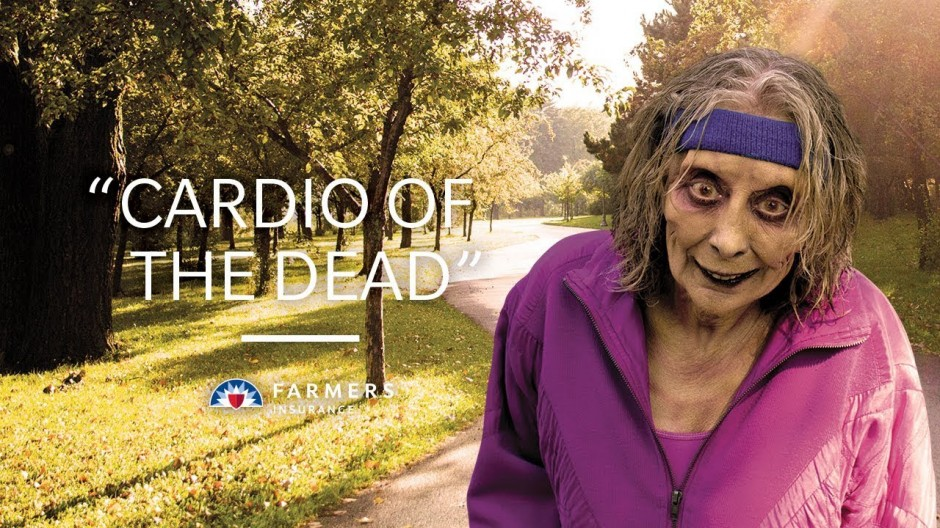 Run Off Insurance >> Farmers summons the undead Halloween-themed life insurance spots | The Drum
