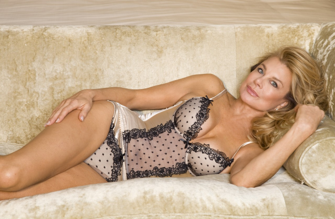 ef226a090d Debenhams appoint 58-year-old as face of lingerie collection