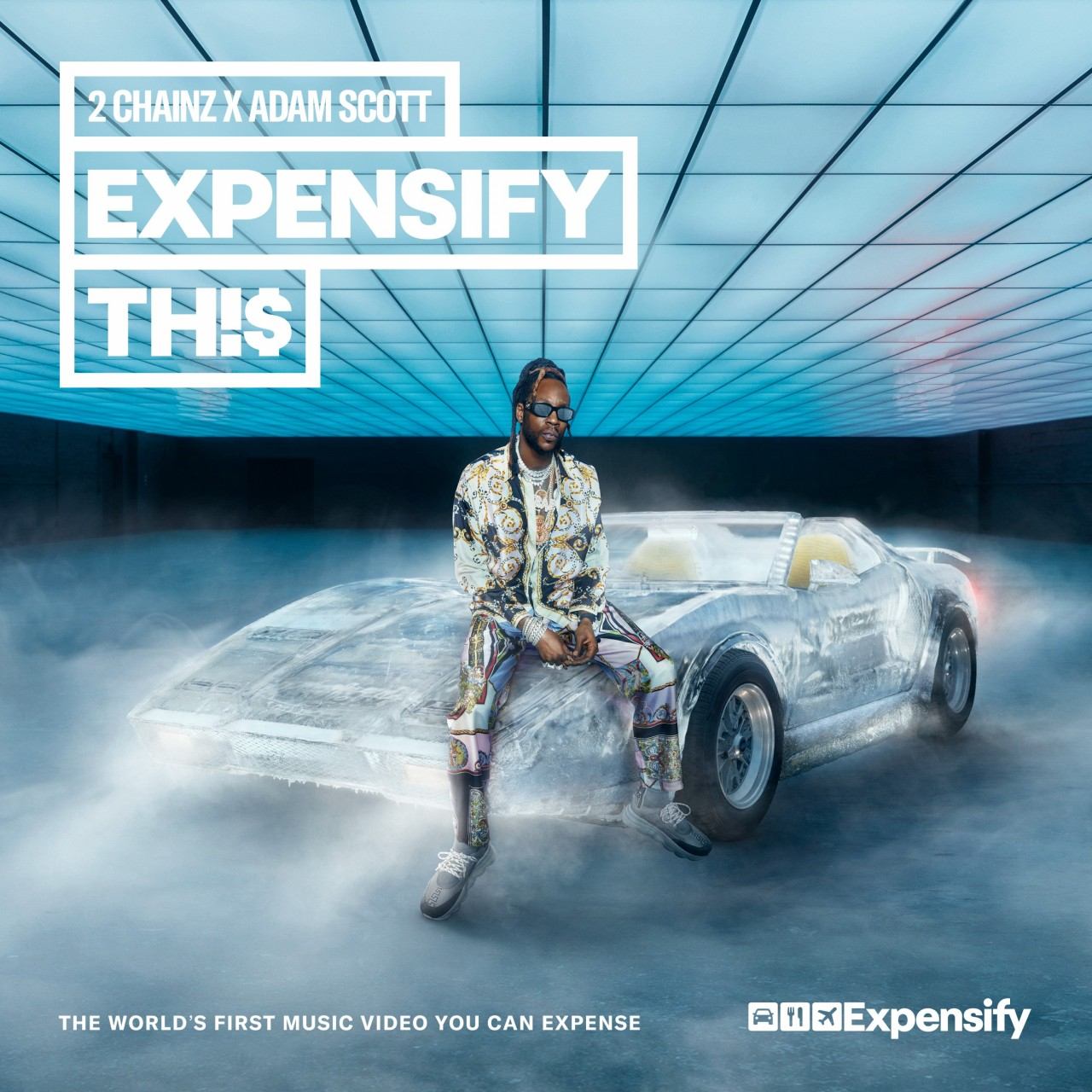 Expensify: You Weren't Born to do Expenses by JohnXHannes | Creative