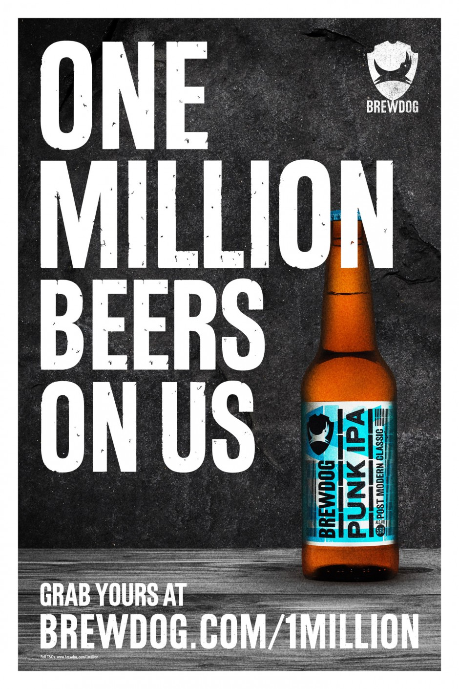 Don T Buy The Advertising Says Brewdog As It Prepares To Give Away 1m Free Pints The Drum