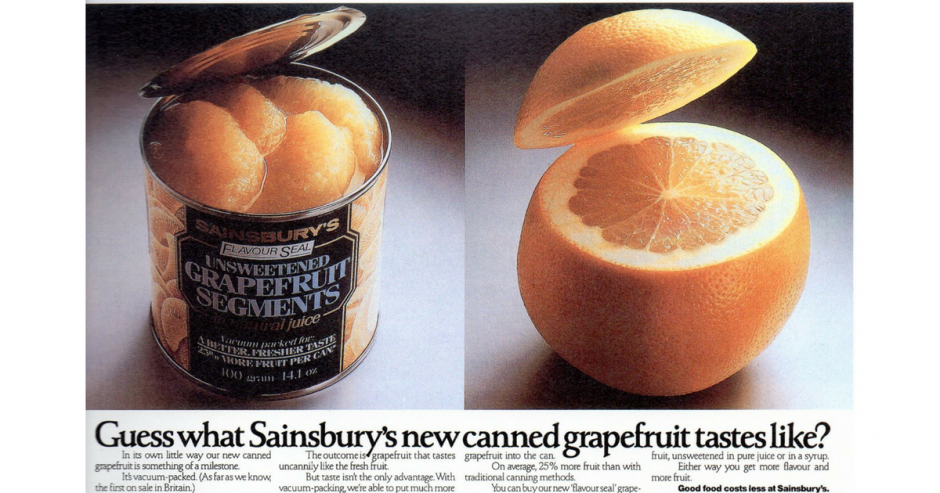 The most memorable Sainsburys ads by AMV BBDO