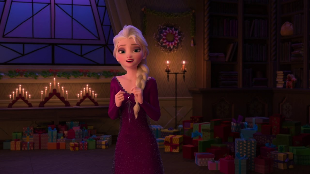 After Rang-tan, Iceland's Christmas ad embraces Disney's Frozen 2