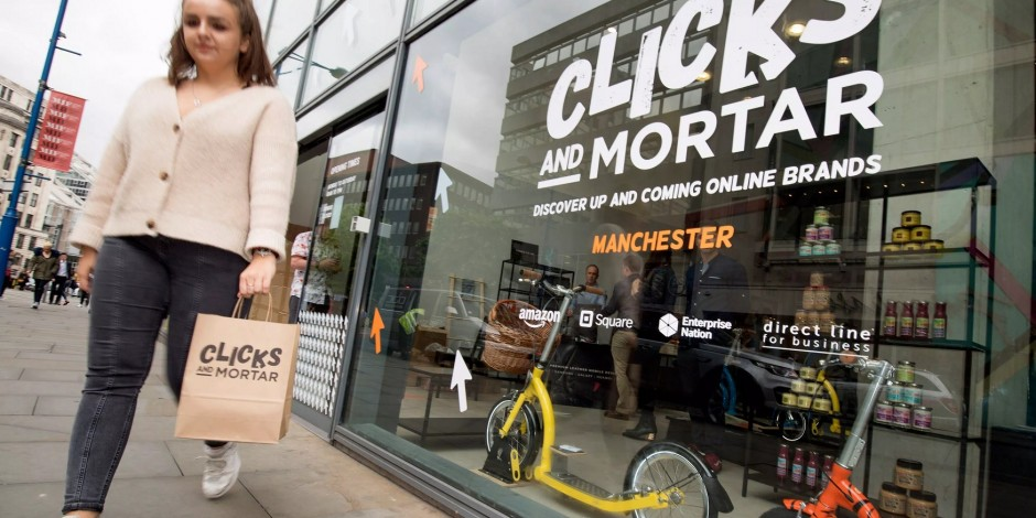 Amazon plots ten 'Clicks and Mortar' high street stores in UK | The Drum