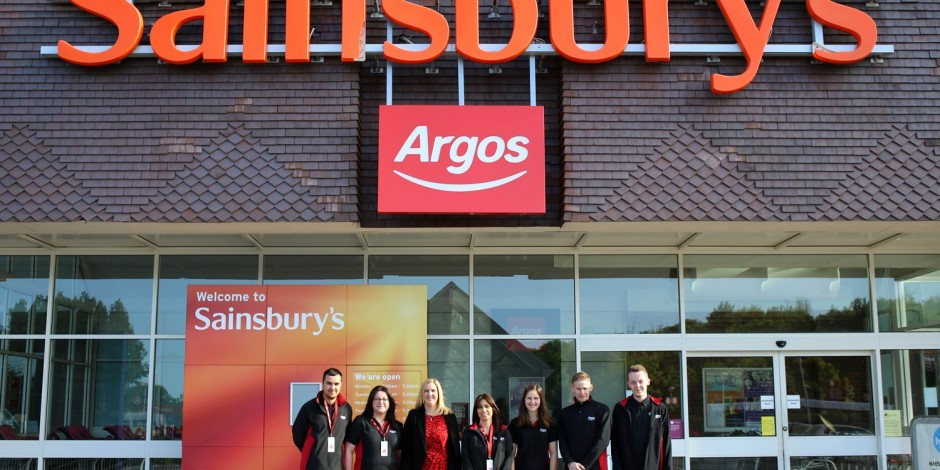 Sainsbury's reaping the rewards of Argos takeover as it