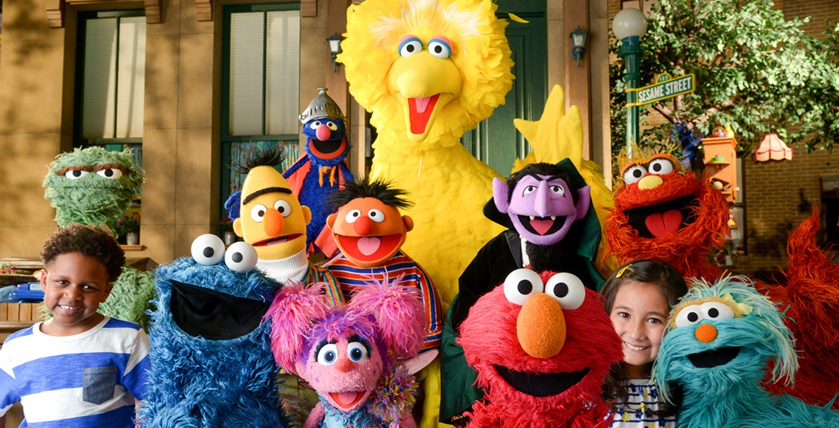 50 years of Sesame Street: how TV's 'most important show' evolved for the YouTube era
