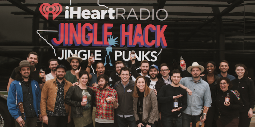 8 Jingles In 8 Hours Behind The Sxsw Jingle Hack The Drum