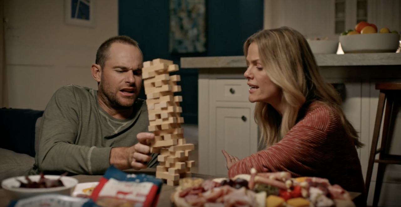 70a8f54882d635 Andy Roddick and Brooklyn Decker are enamored with lunchmeats in Dietz    Watson campaign