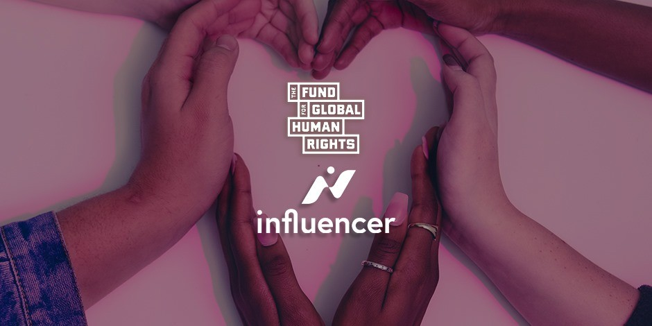 Good influence: in conversation with The Fund For Global Human Rights
