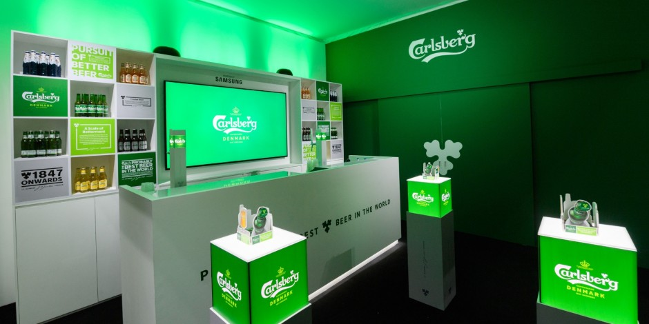 Inside Carlsberg's new sustainability-driven packaging and brand identity