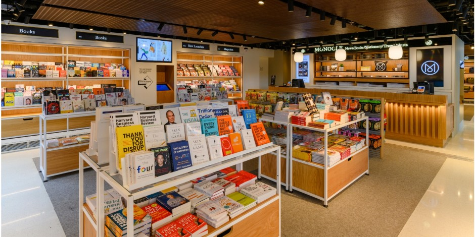 Monocle opens store in Hong Kong airport, to raise the game for the print industry