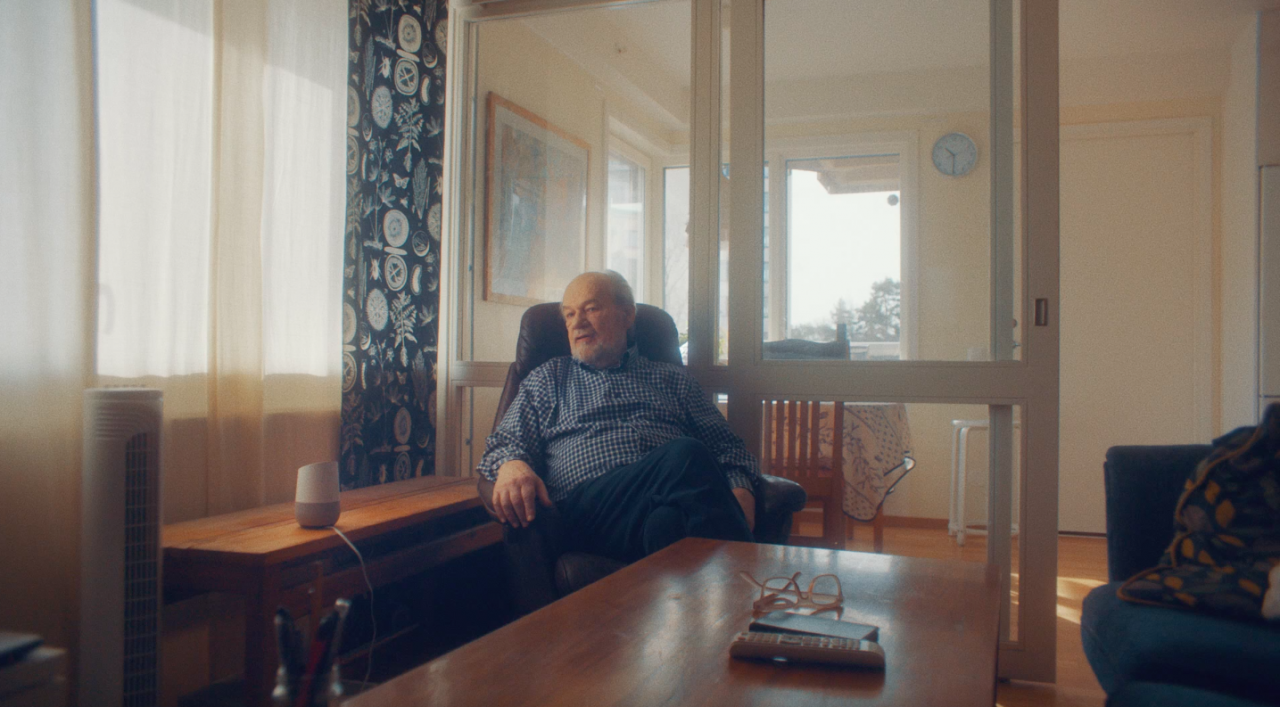Accenture Interactive creates 'Memory Lane' AI project to tackle elderly loneliness