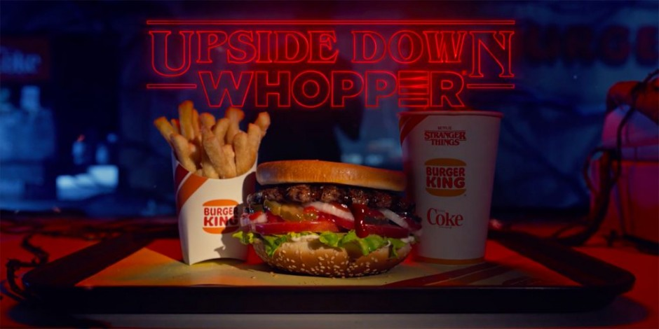 Stranger Things shows that it is time to turn brand experience 'upside down'