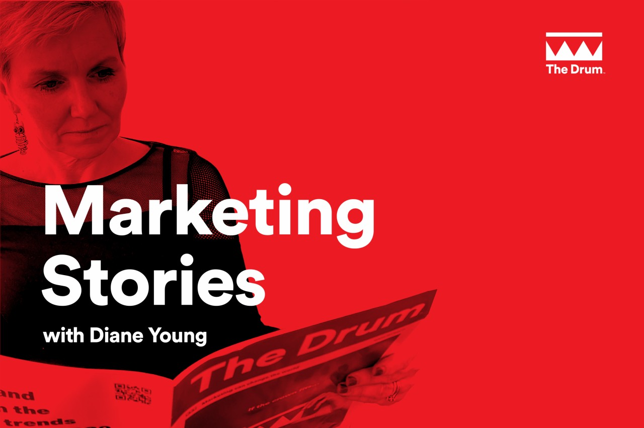 Introducing Marketing Stories with Diane Young: unmissable magazine features in podcast form