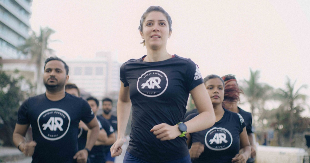 Adidas India Showcases Always On The Run Ad At Film Festival The Drum