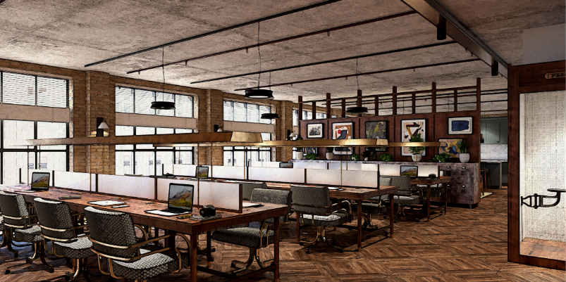 The Hoxton Hotel officially enters the co-working space with new brand