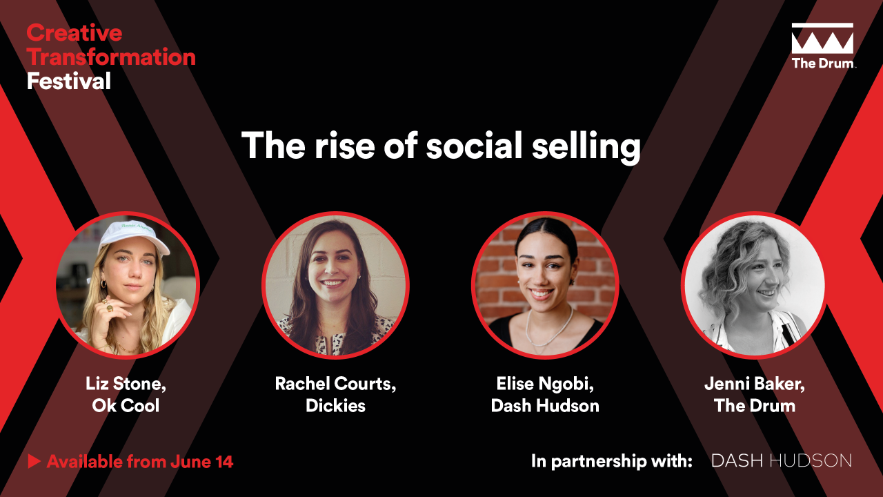 The rise of social selling: Making every touchpoint shoppable