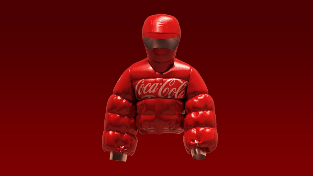 Coke takes a sip of the NFT trend with charity auction for digital collectibles