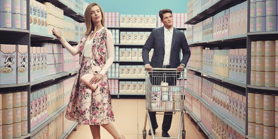 e6c3a9ccc4b Ted Baker talks creative freedom as it launches 'Keeping up with the ...