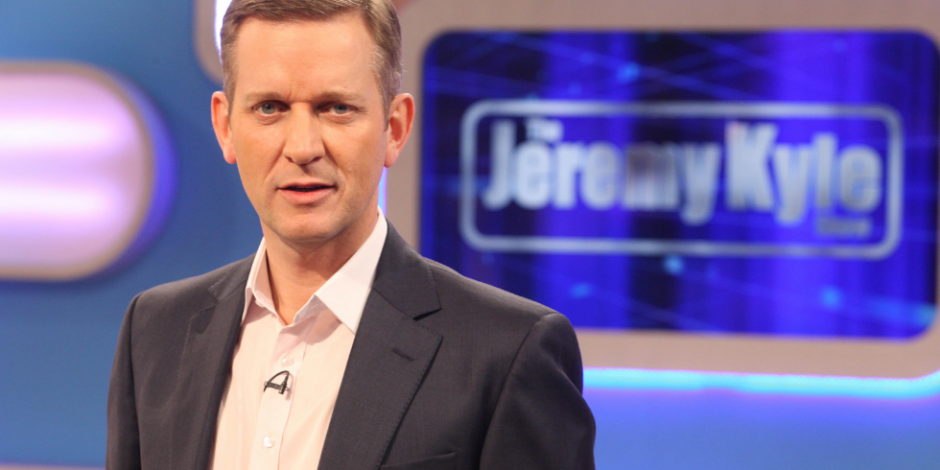 Jeremy Kyle cancellation 'low point' for ITV says controller Kevin Lygo