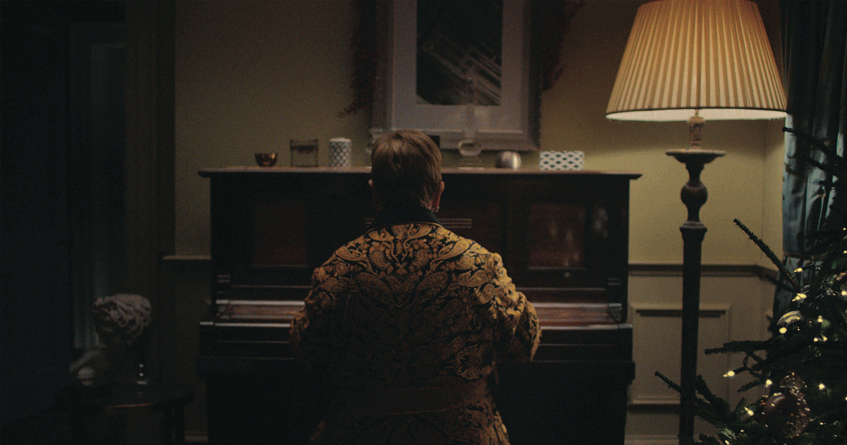 25 Days of Ausmas: Marcus Tesoriero, The Brand Agency on John Lewis' The Boy & The Piano